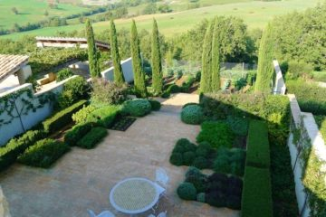 Gartenneuanlagen