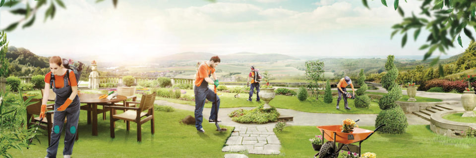Gartenbau Tessin Bild Startseite